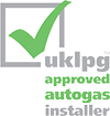 UKLPG approved logo