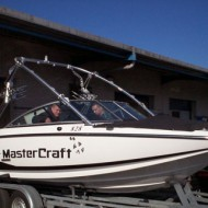 Mastercraft Speed Boat