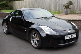 Nissan 350z lpg / autogas conversion photos, Northern Ireland